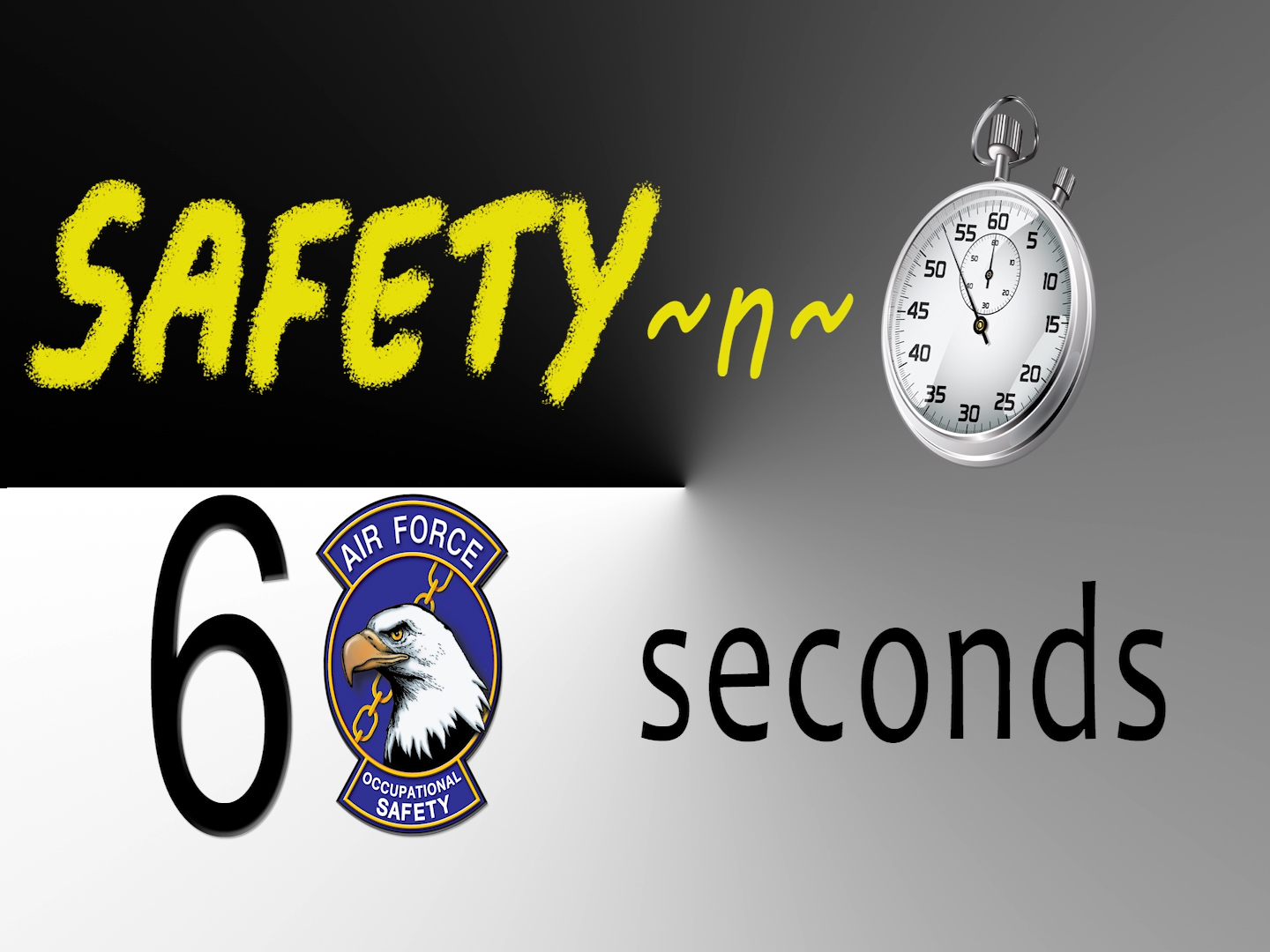Safety n 60 Seconds